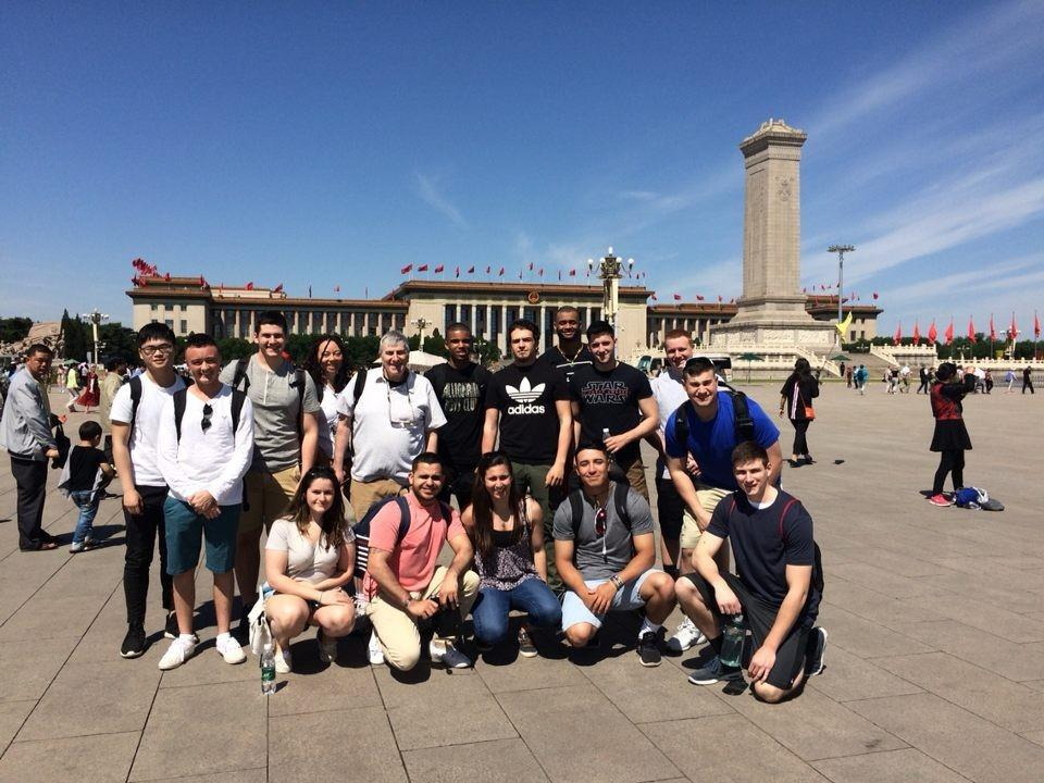 Asia study abroad
