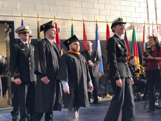 January Commencement